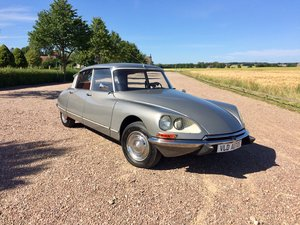 1967 Citroën DS 21 One of the first with the new front For Sale