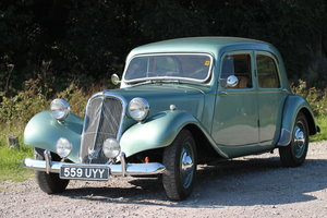 1955 Citroen Traction Light 11