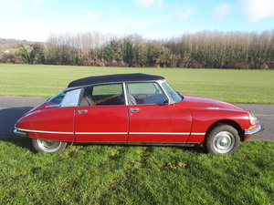1972 Citroen DS 20 AEAT  For Sale