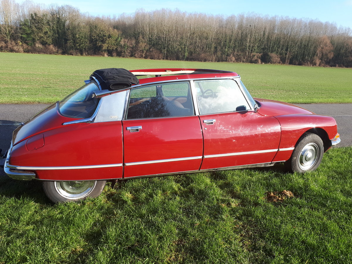 1972 Citroen DS 20 AEAT  For Sale (picture 2 of 6)