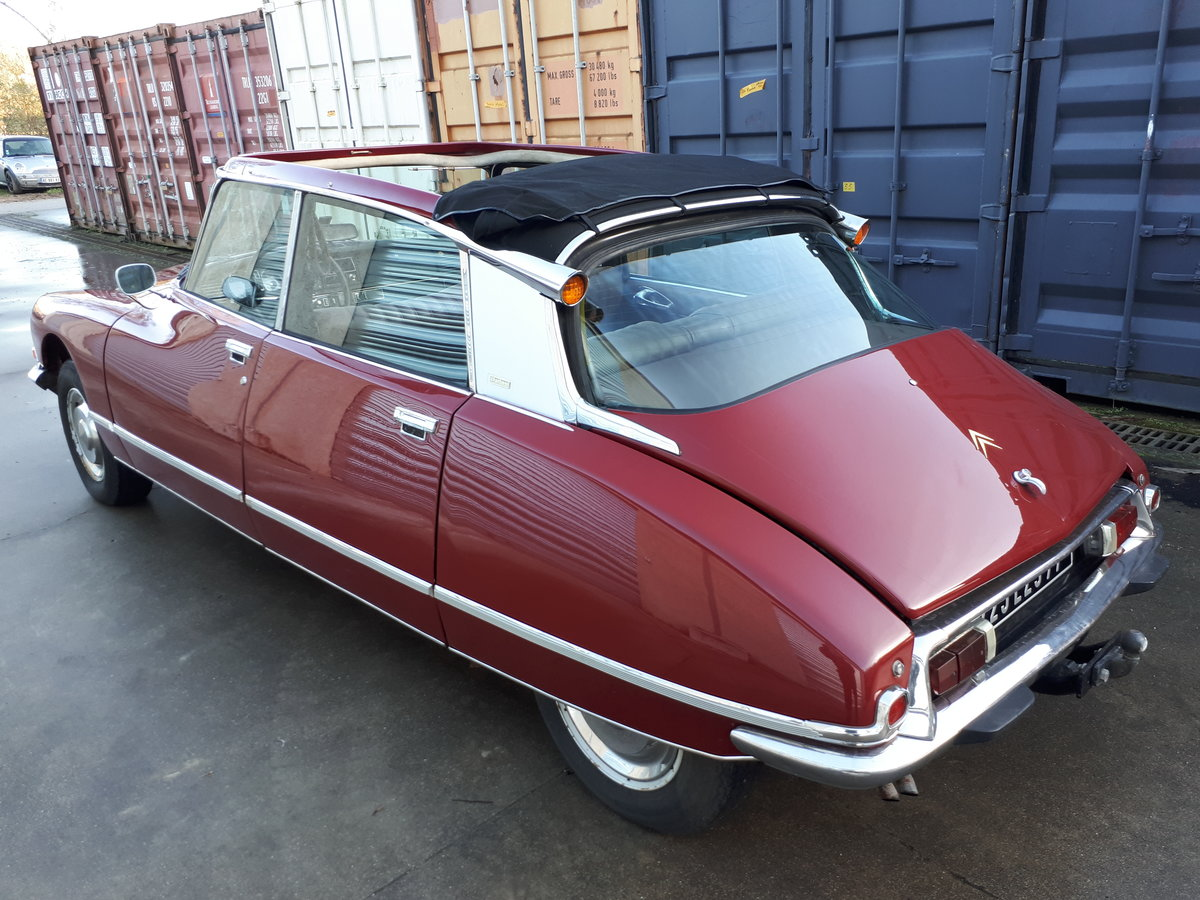 1972 Citroen DS 20 AEAT  For Sale (picture 3 of 6)