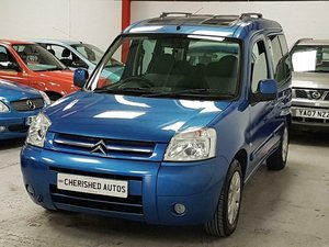 2004 Citroen Berlingo 2.0HDi Multispace Desire*GENUINE 38,000 MLS For Sale