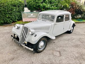 1956 Citroen - Traction Avant 11B