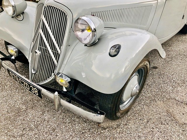 1956 Citroen - Traction Avant 11B For Sale (picture 4 of 6)