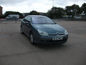 2007 Citroen C5 Exclusive, 2.2 HDI automatic, 170 bhp