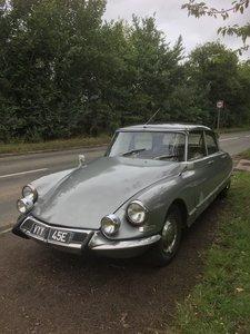 1967 DS21 Pallas LHD frogeye
