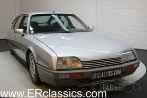 Citroën CX25 GTI 1987 Only 112,032 kilometers