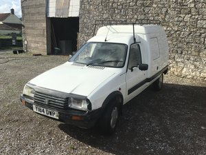 2001 Citroen C15 Diesel van For Sale