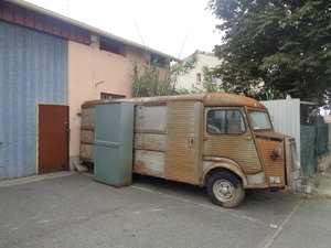 1971 citroen hy long For Sale