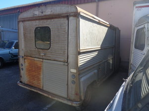 1973 citroen hy For Sale