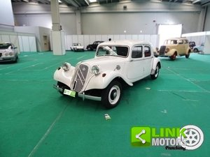 1952 Citroen Traction Avant 11 B