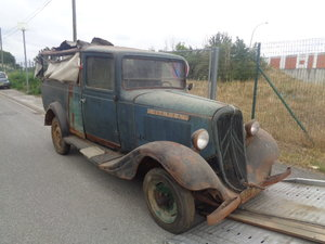 1937 CITROEN rosalie pick up For Sale