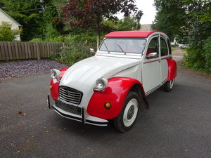1988 Citroen 2CV Dolly For Sale