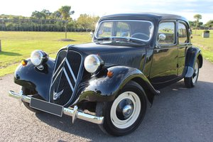 1956 Citroen Traction Avant
