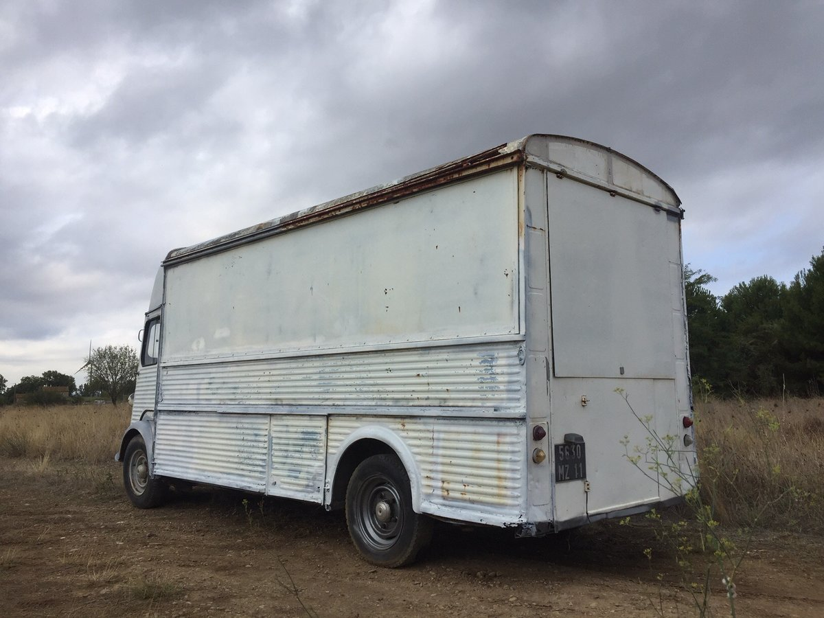 1974 Citroen HY van extra long wheelbase/high For Sale (picture 6 of 6)