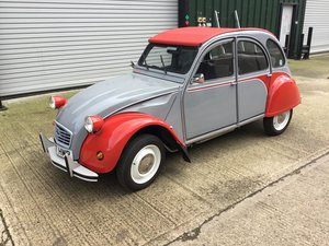 1985 2CV Dolly Fully Restored