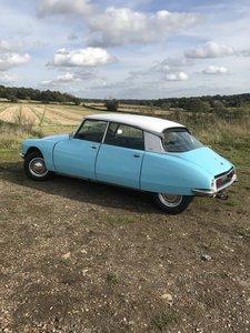 1972 Citroen DS Pallas 20 London area For Sale