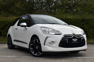 2011 Citroen DS3 1.6 HDi Black & White SOLD
