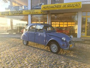 1987 Citroen 2CV 6 Spécial For Sale