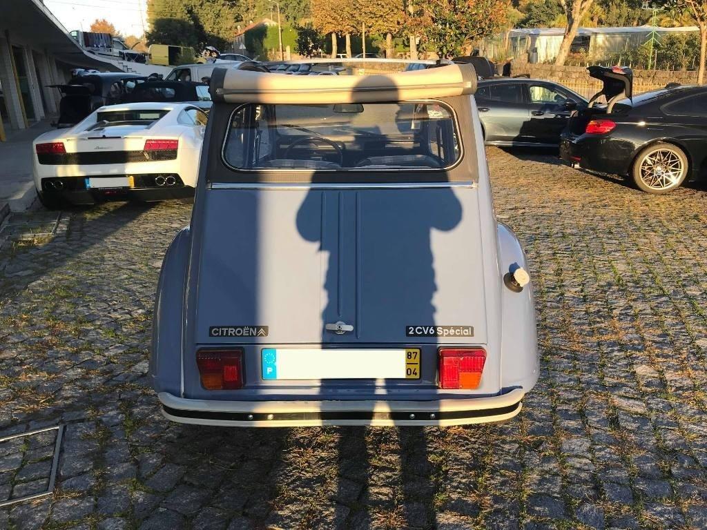 1987 Citroen 2CV 6 Spécial For Sale (picture 2 of 6)