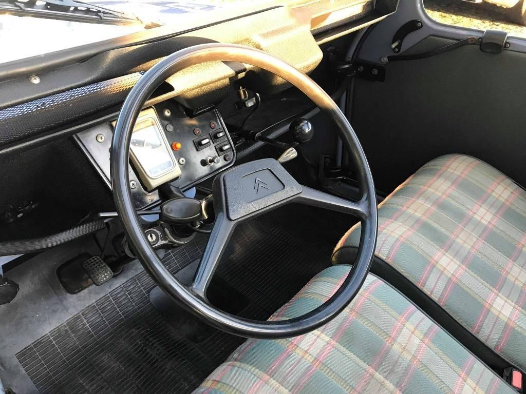 1987 Citroen 2CV 6 Spécial For Sale (picture 4 of 6)