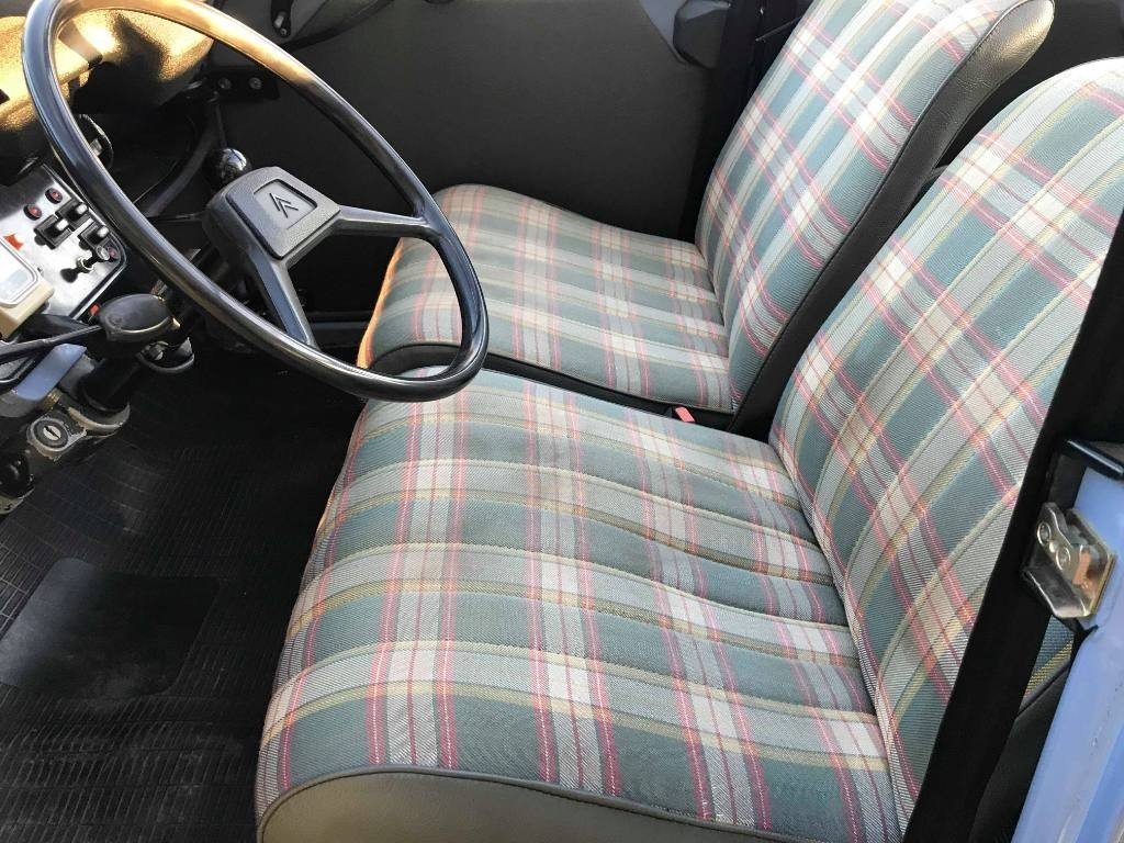 1987 Citroen 2CV 6 Spécial For Sale (picture 5 of 6)