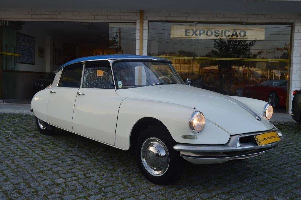 1962 Citroen ID 19 For Sale (picture 1 of 6)