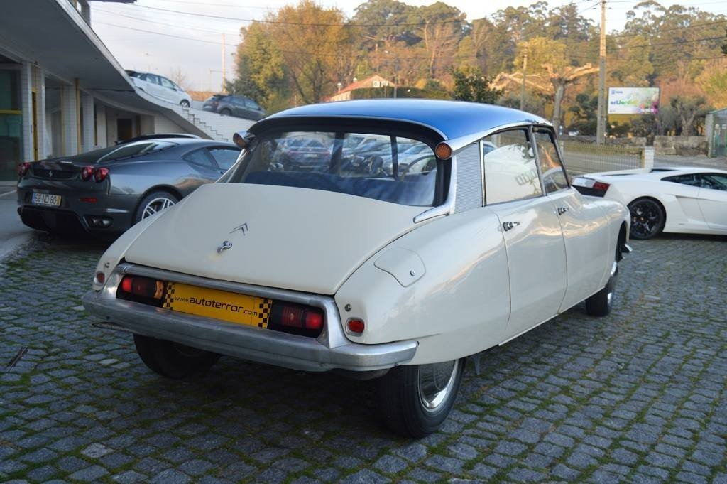 1962 Citroen ID 19 For Sale (picture 3 of 6)