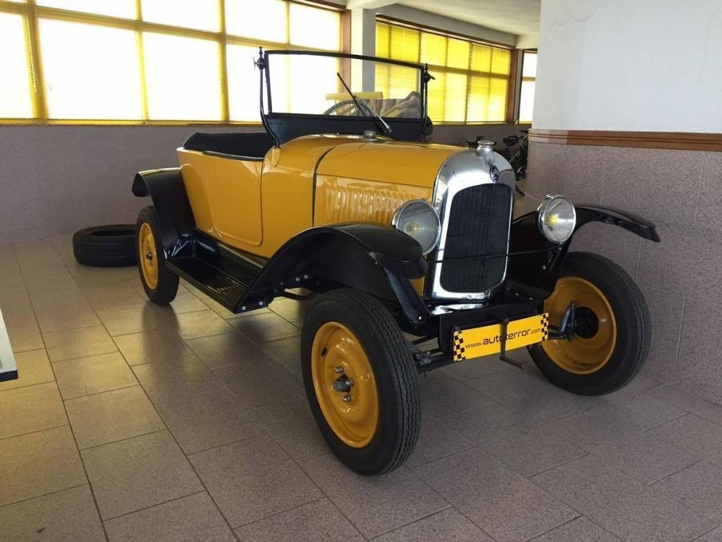 1923 Citroen C3 5 CV Torpedo For Sale (picture 1 of 6)