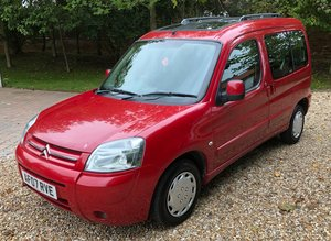 2007 Citreon Berlingo 1.6 Diesel MPV 5 speed