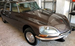 1974 Citroën DS 23 Pallas