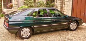 1998 CITROEN XM - Low Mileage - Future Classic