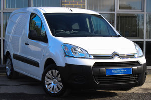 2014 63 CITROEN BERLINGO 1.6 HDI L1 625 PANEL VAN - NO VAT