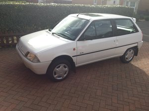 1993 AX Echo New MOT