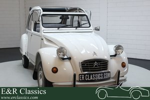 Citroën 2CV6 602cc 1987 In beautiful condition