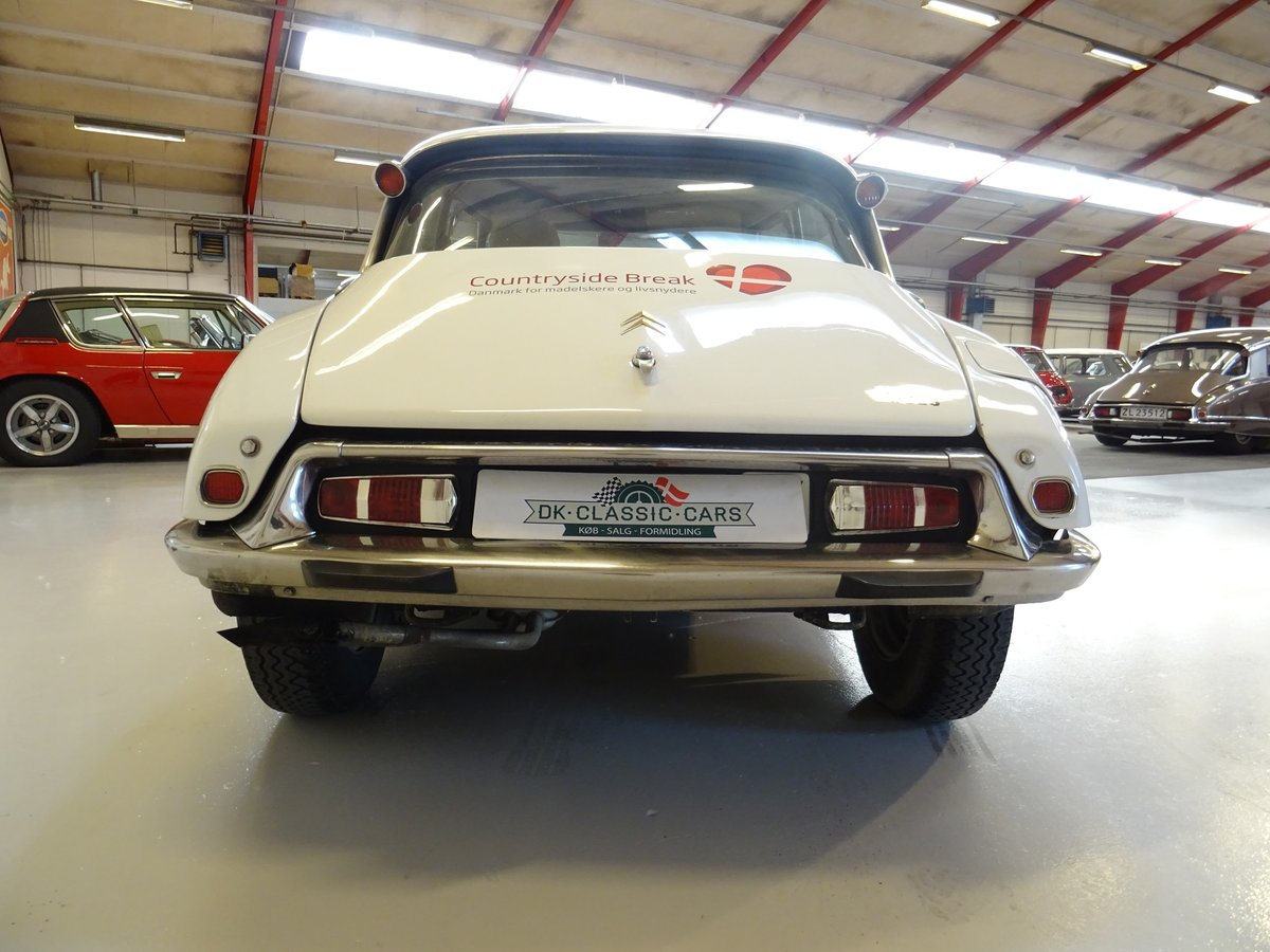 1969 Citroën ID 19 - restored For Sale (picture 3 of 6)