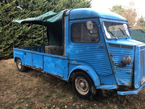 1980 Citroen hy h van pickup hy72 long For Sale