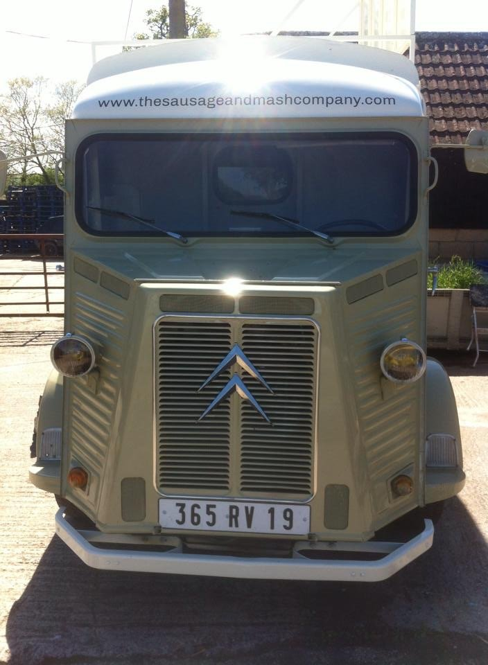 1942 Citroen H Van Food Truck Beautifully restored  For Sale (picture 3 of 6)