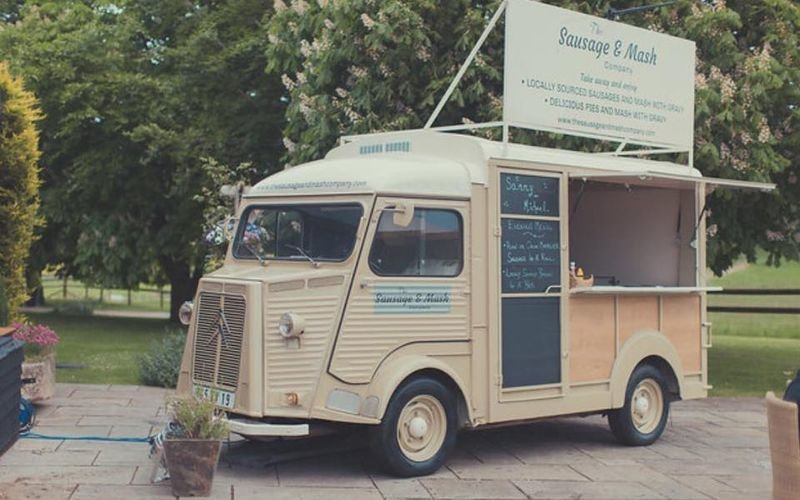 1942 Citroen H Van Food Truck Beautifully restored  For Sale (picture 5 of 6)