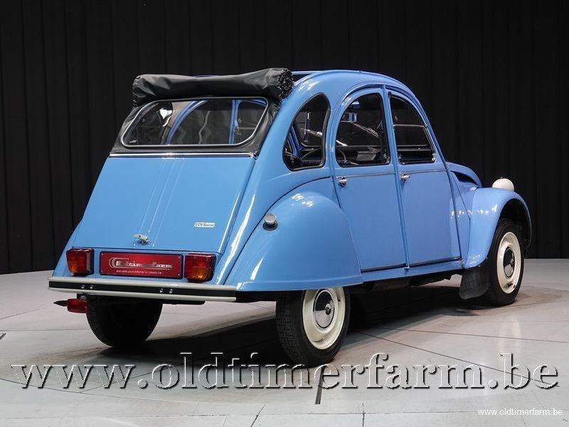 1979 Citroën 2CV '79 For Sale (picture 2 of 6)