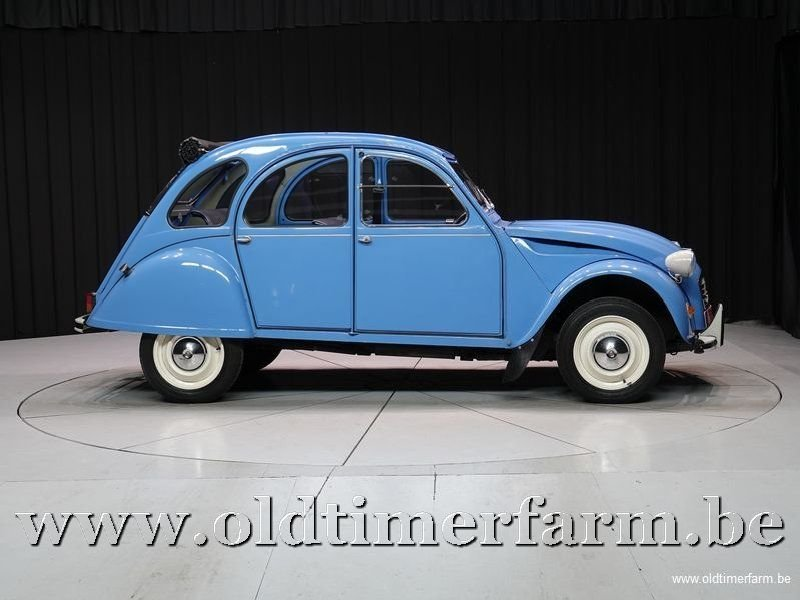1979 Citroën 2CV '79 For Sale (picture 3 of 6)