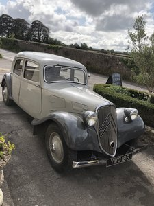 1945 Citroen 11BL TRACTION AVANT Prewar