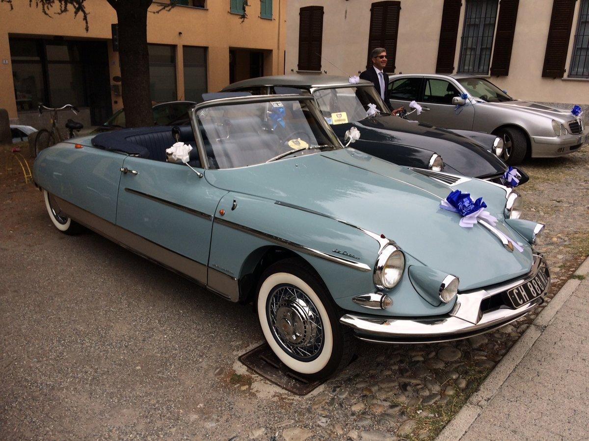 1960 Citroen ds 19 cabriolet le caddy chapron For Sale (picture 3 of 6)