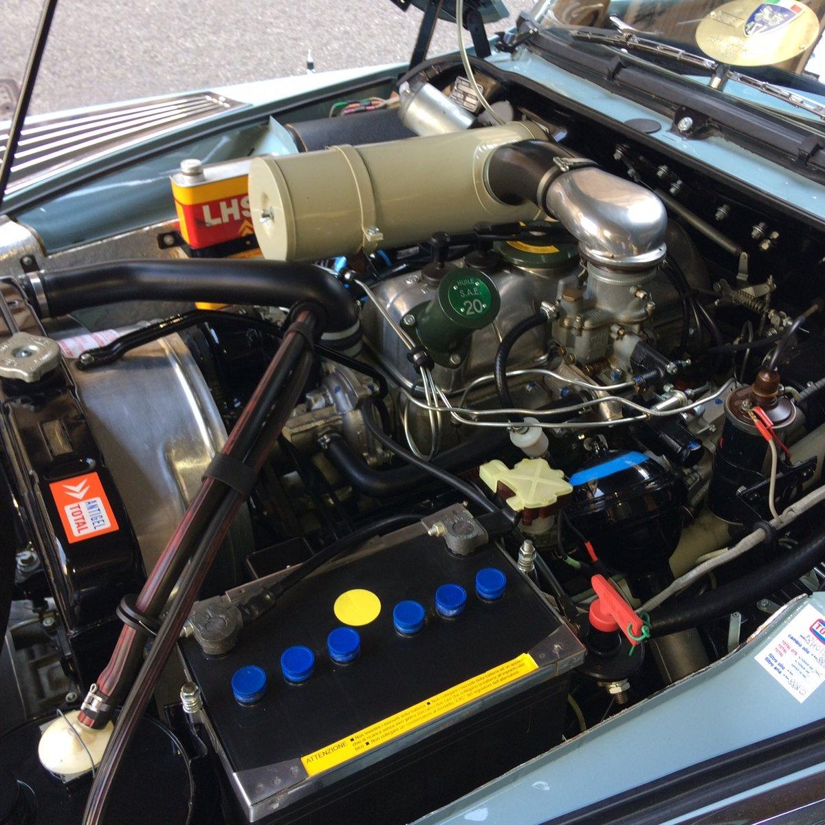 1960 Citroen ds 19 cabriolet le caddy chapron For Sale (picture 6 of 6)