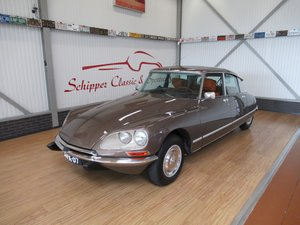 1975 Citroën DS 23 Injection Pallas Second Owner just 81.000KM For Sale