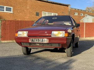 1984 Citroen BX 14re For Sale