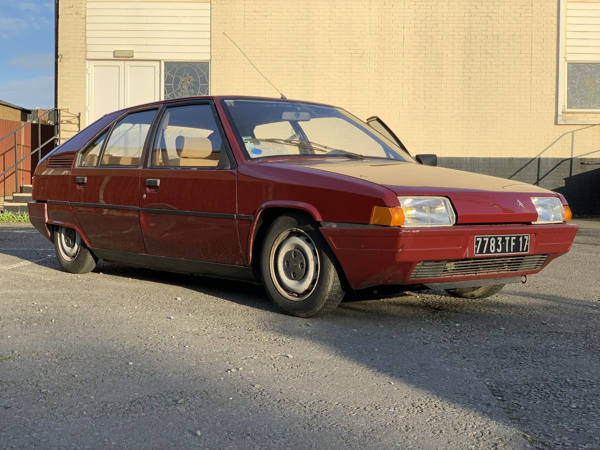 1984 Citroen BX 14re For Sale (picture 6 of 6)