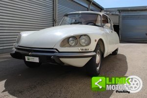 CITROEN DS 20 SPECIAL 1974 - TARGA ORO ASI For Sale