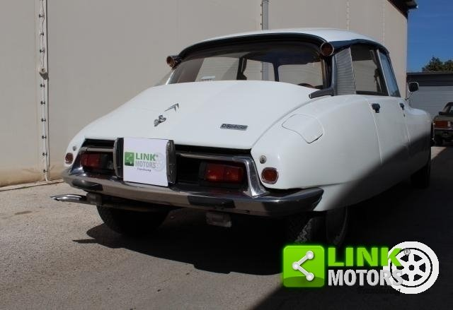 CITROEN DS 20 SPECIAL 1974 - TARGA ORO ASI For Sale (picture 2 of 6)