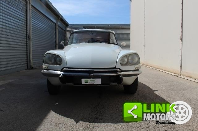 CITROEN DS 20 SPECIAL 1974 - TARGA ORO ASI For Sale (picture 3 of 6)